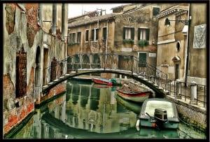 The Golden House, Venice, Italy