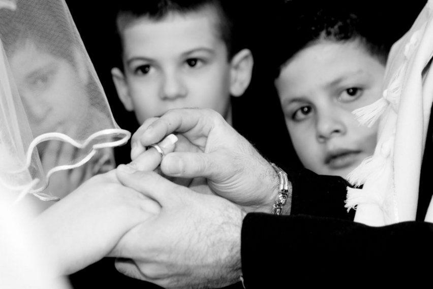Ceremony I do wedding rings