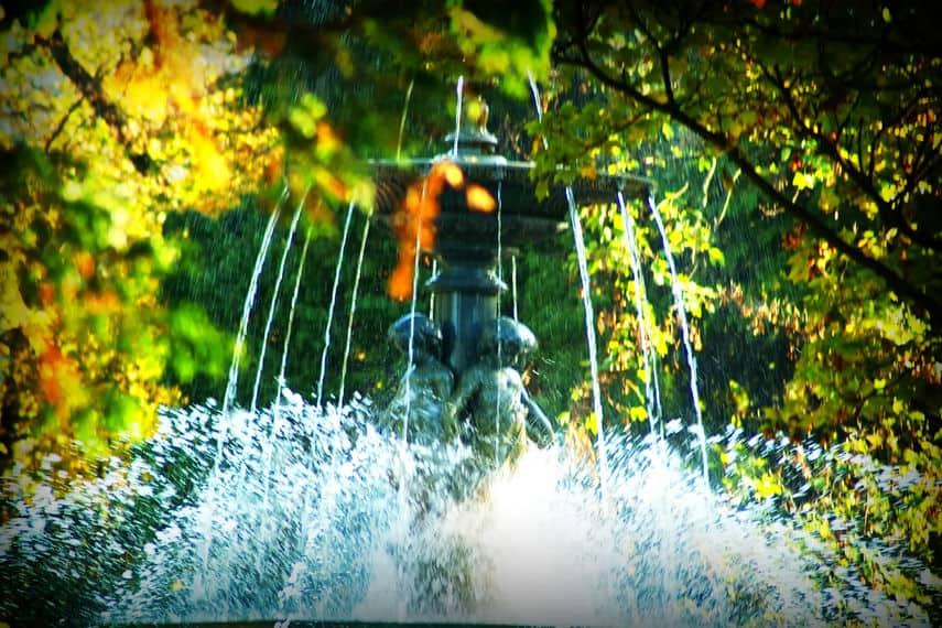 Waterfalls of Switzerland