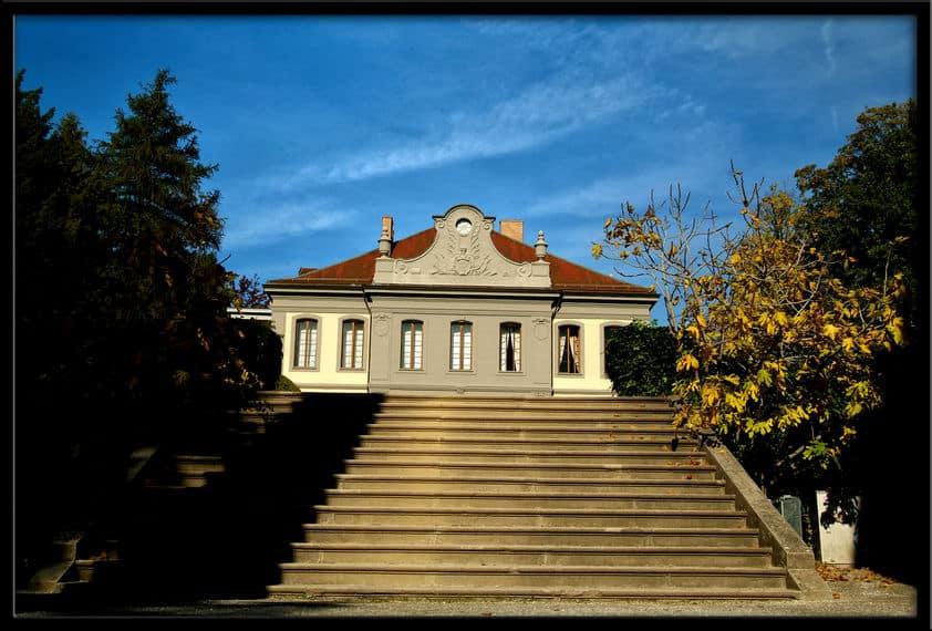 Leysin Switzerland Olympic museum