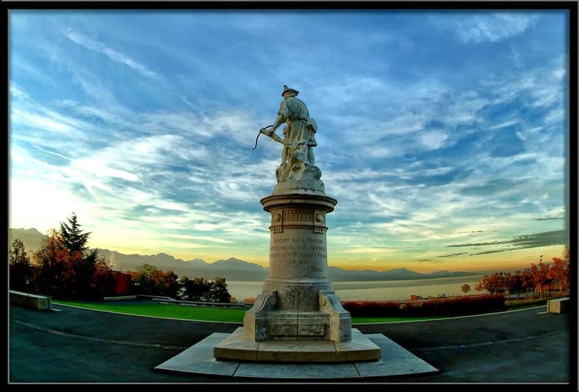 Monuments of Switzerland