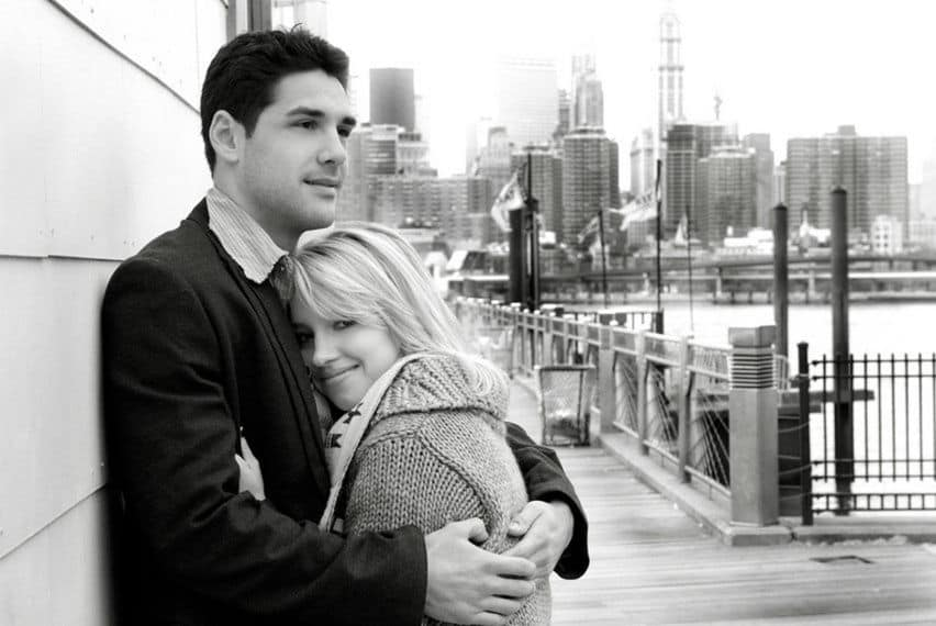 Brooklyn engagement photographers in NYC